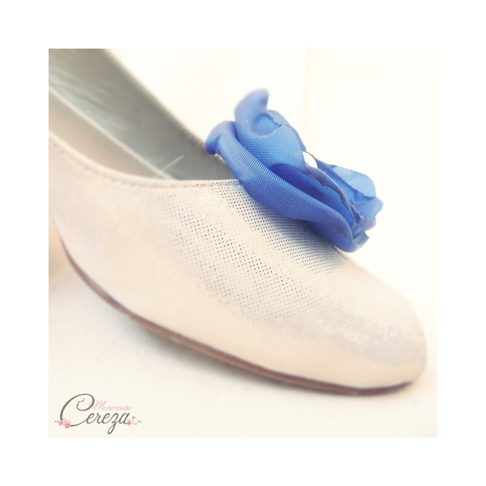 chaussure mariage bleu roi. Black Bedroom Furniture Sets. Home Design Ideas