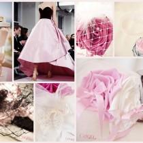 mariage rose poudre mariage cabaret