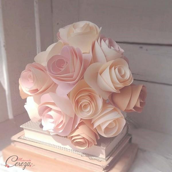 bouquet-mariee-origami-papier-fabrication-francaise-Melle-Cereza-Gabriella