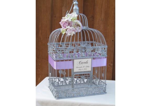 mariage violet argent parme et gris planche d. Black Bedroom Furniture Sets. Home Design Ideas