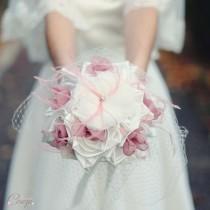 mariage annees folles annees 20 bouquet bijou personnalisable cereza