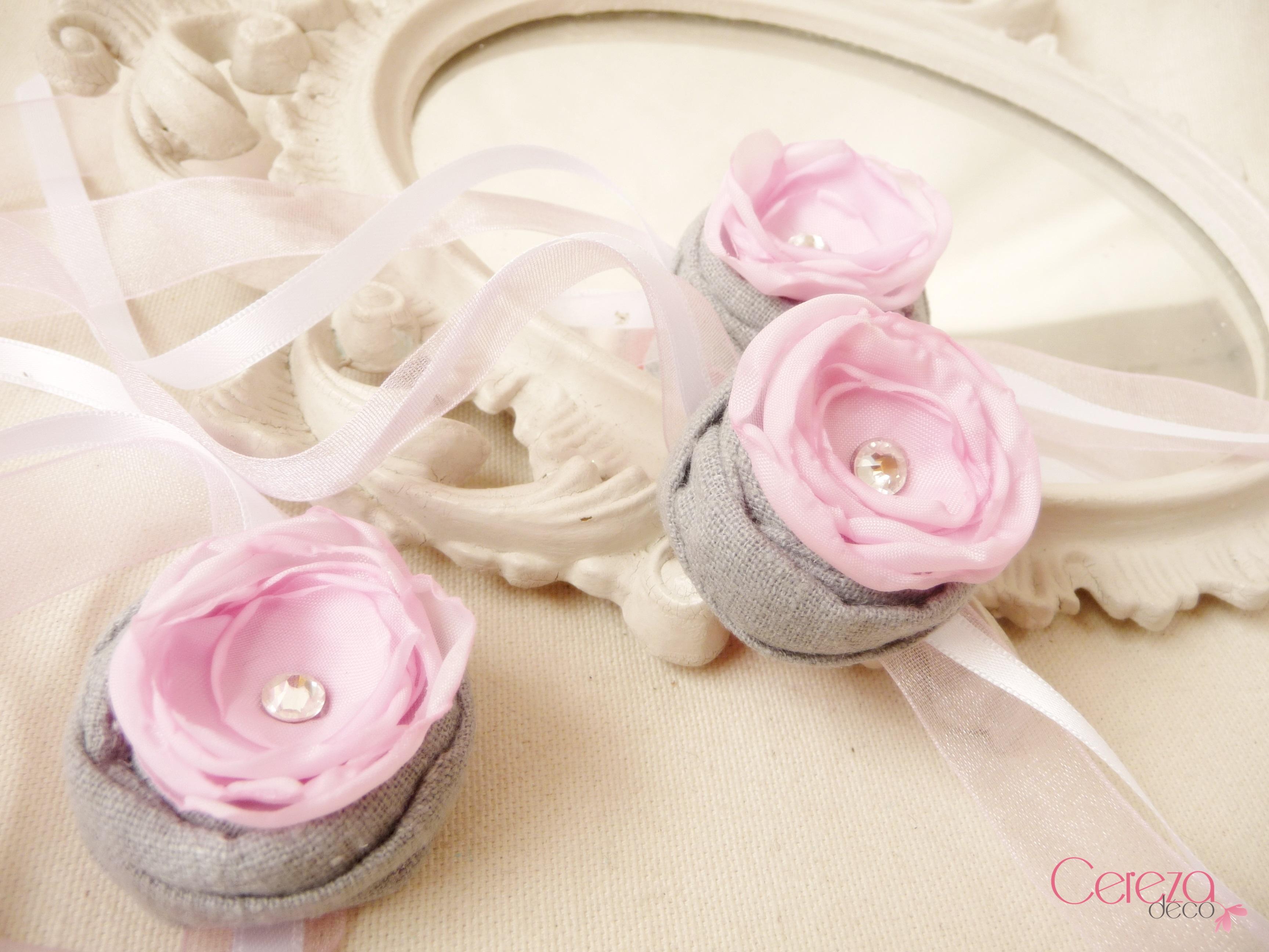 6807383c08b bijou mariage bracelet demoiselle honneur mariage rose gris blanc cereza