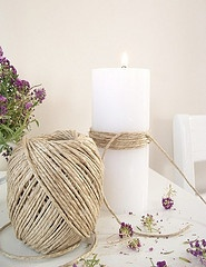 idee deco bougie mariage champetre campagne chic bucolique Melle Cereza blog mariage