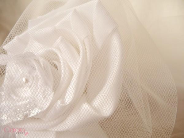 bouquet mariage dentelle Mademoiselle Cereza Deco