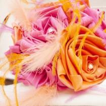 bouquet de mariée éternel a garder original Mademoiselle Cereza sur-mesure