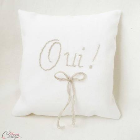 accessoire deco mariage champetre chic beige blanc Mademoiselle Cereza