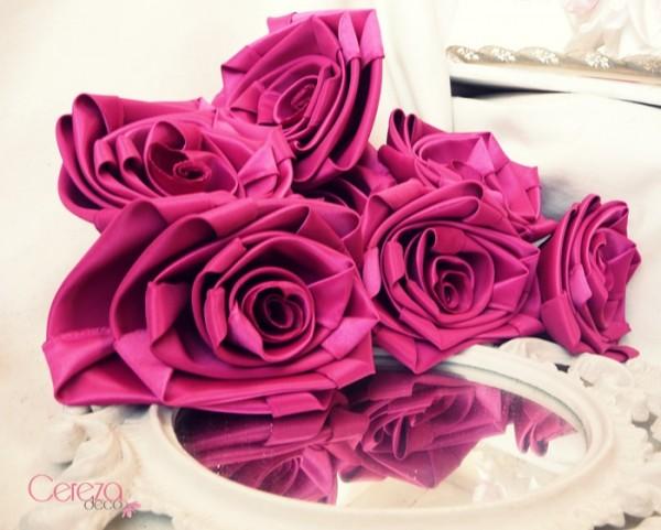 fleurs bouquet mariage rose fuchsia bouquet mariee bijou