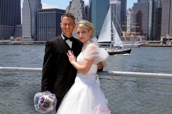 bouquet bijou de mariee eternel mariage a New York Mademoiselle Cereza deco