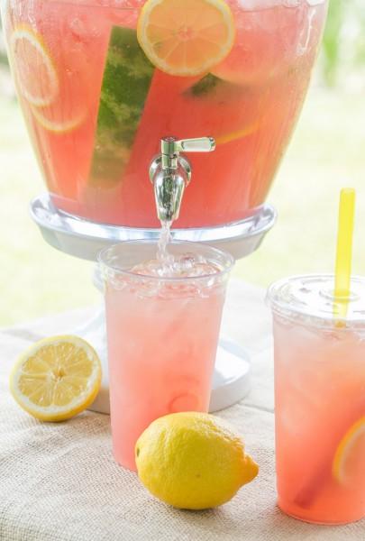 recette limonade pastèque