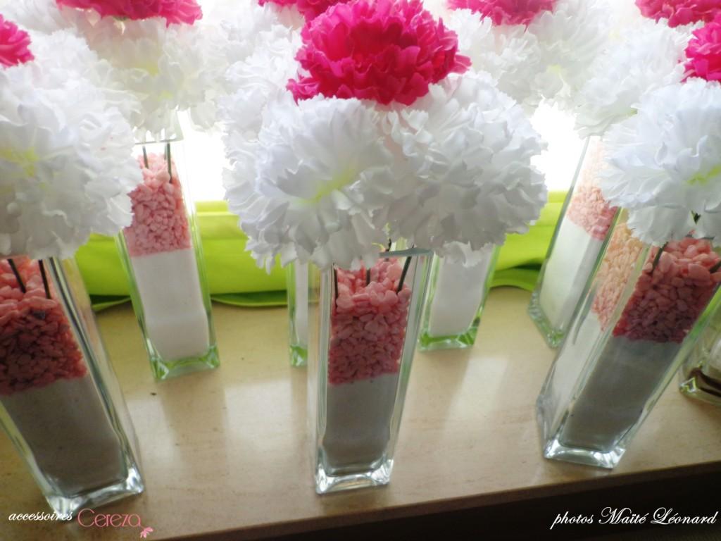 mariage romantique feerique original rose gris blanc Mademoiselle Cereza blog mariage