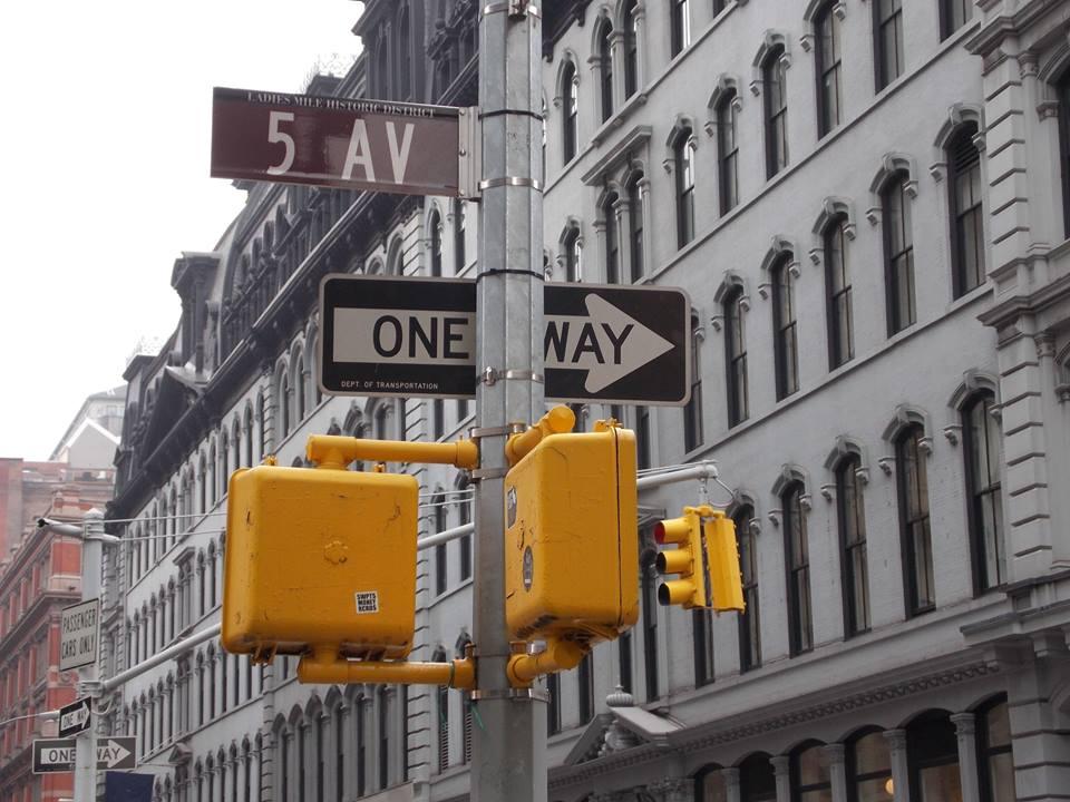NEW YORK 5è avenue