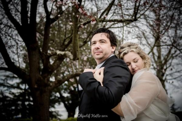 mariage d'hiver argent parme gris bouquet mariée original cereza deco 11