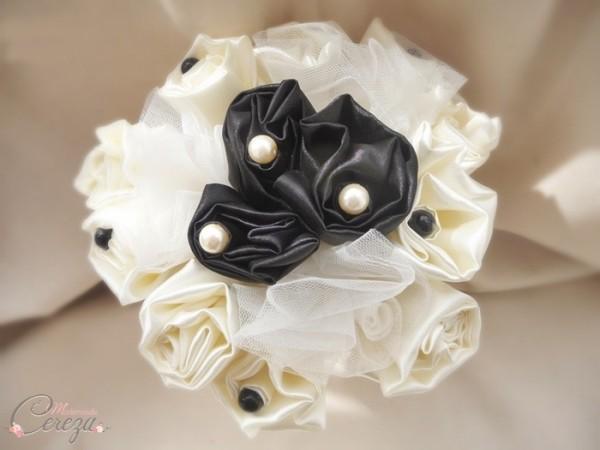 bouquet bijou atypique mariage sur-mesure cereza 1