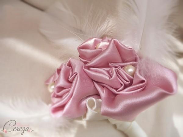bouquet demoiselle honneur mariage sur mesure personnalise cereza