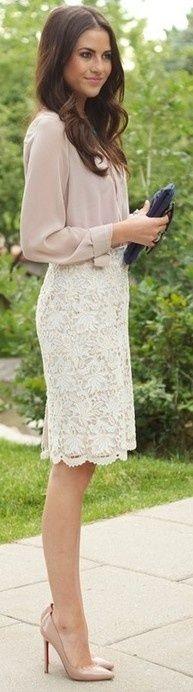 idee tenue maman mariee mariage dentelle jupe Mademoiselle Cereza blog mariage