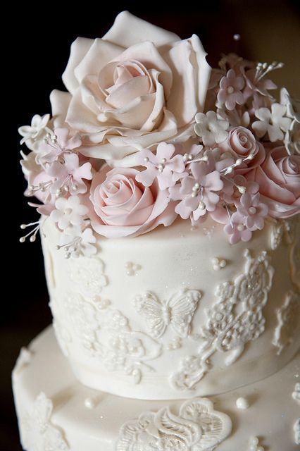 Mariage Ivoire Rose Dentelle Carnet D Inspiration Melle Cereza