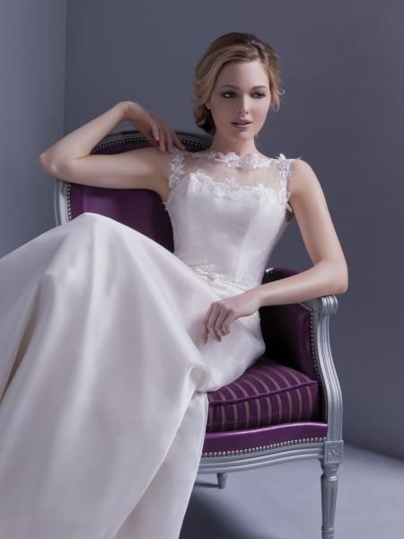 robe de mariee dentelle finesse herve Mademoiselle Cereza blog mariage