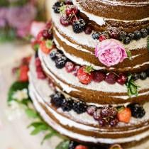 wedding cake mariage champetre original exception Mademoiselle Cereza blog mariage