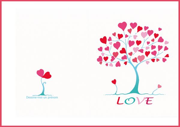 carte-saint-valentin-arbre-à-empreintes-dessine-moi-un-prenom Mademoiselle Cereza blog mariage