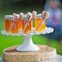 idée cadeau invité mariage originale homemade miel