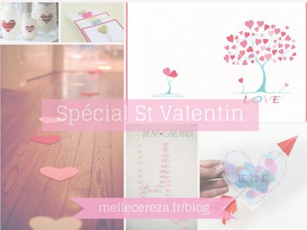 idees pour la saint valentin diy amoureux Mademoiselle Cereza blog mariage