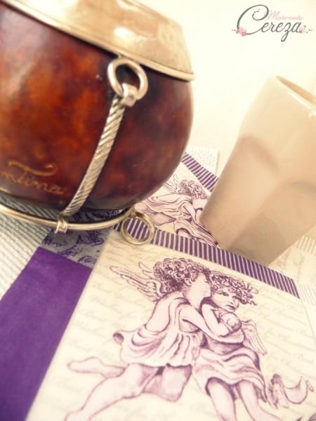 mariage gourmandise idée originale cadeau invité home made dulce de leche confiture de lait cereza (5)