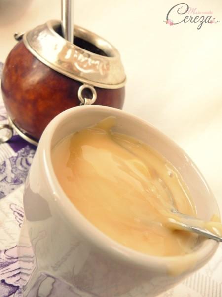 mariage gourmandise idée originale cadeau invité home made dulce de leche confiture de lait cereza (7)