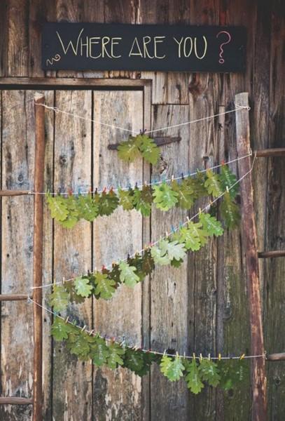 feuilles suspendues marque place nature diy budget friendly
