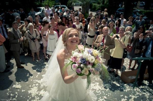 photographe mariage cote azur fabrice drevon lancer du bouquet