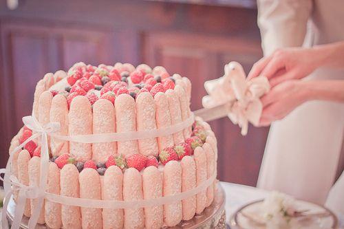 idées originales de dessert de mariage charlotte wedding cake