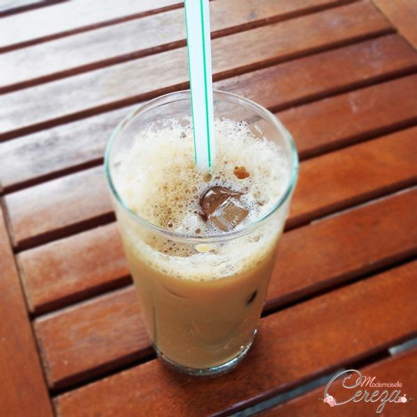 recette  café frappé facile