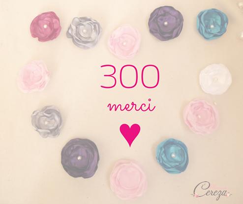 300 likes facebook melle cereza