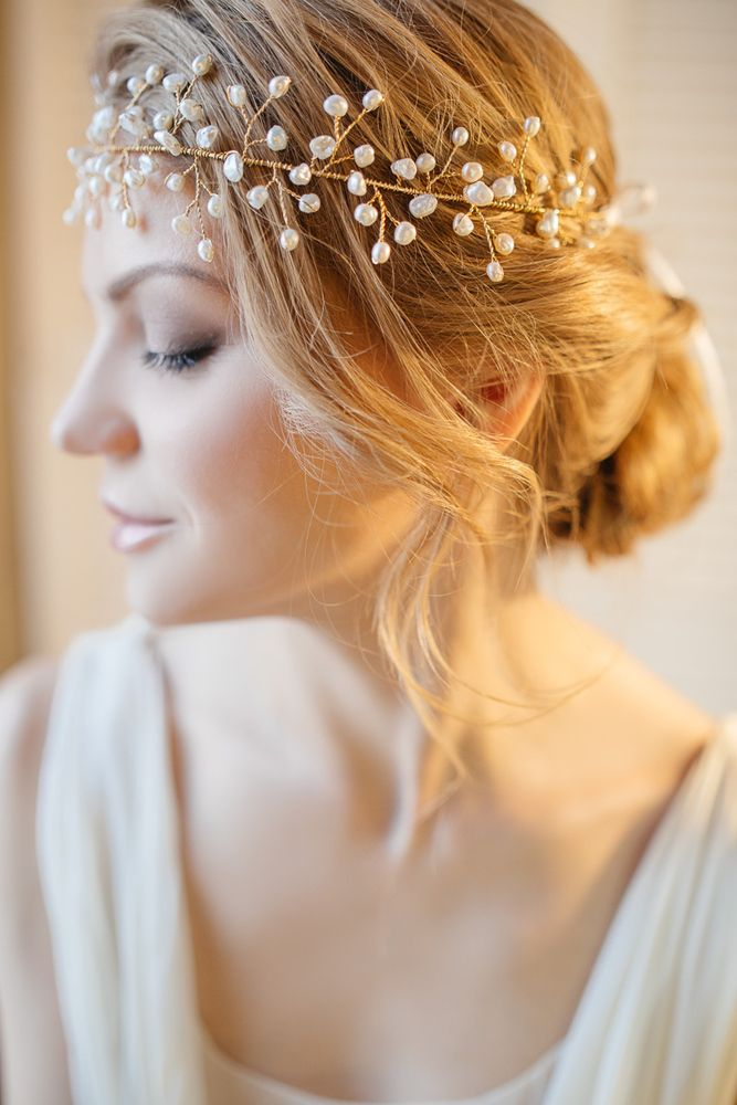 id e coiffure mariage headband couronne melle cereza blog mariage original. Black Bedroom Furniture Sets. Home Design Ideas
