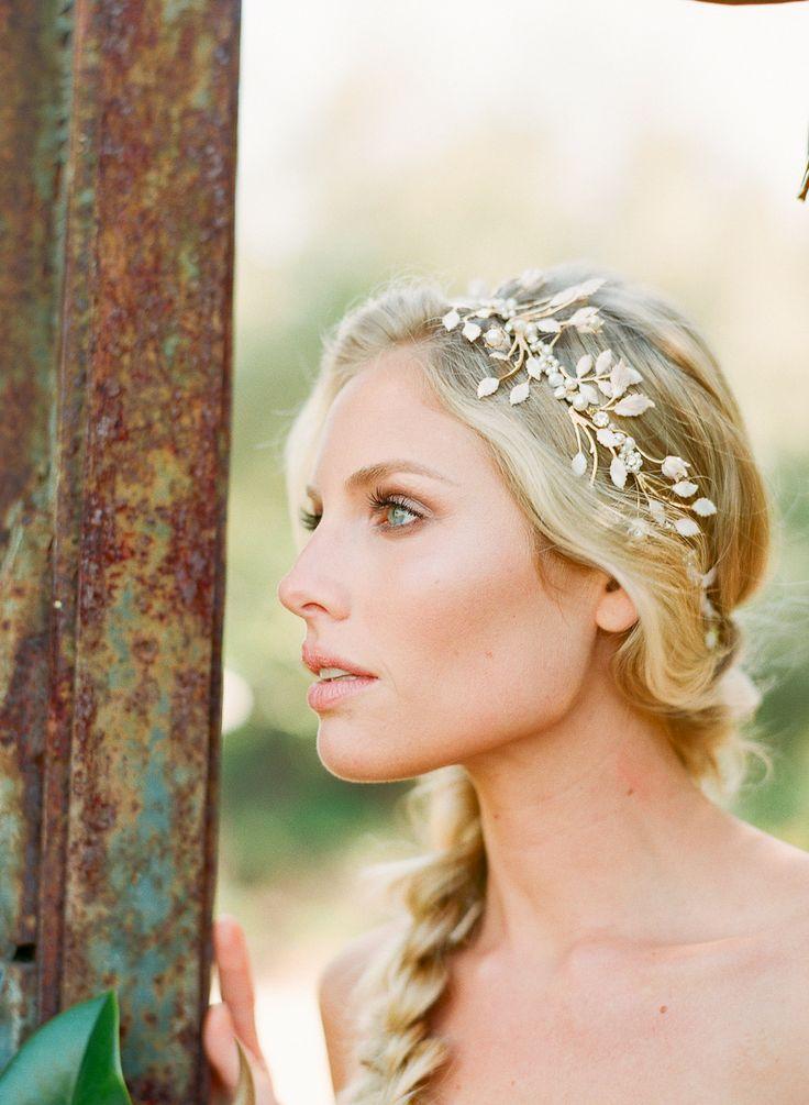 Idee Coiffure Mariage Headband Couronne Melle Cereza Blog Mariage