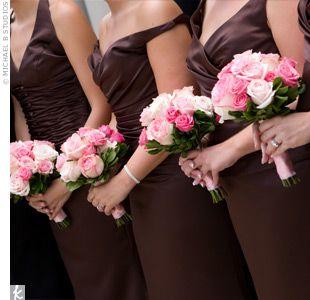 tenues demoiselle honneur mariage ivoire chocolat dress code