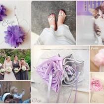 bouquet de mariée plumes cereza mademoiselle