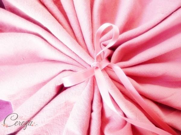 diy pliage de serviette éventail bicolore idée blog mariage original déco table cereza mademoiselle (1)