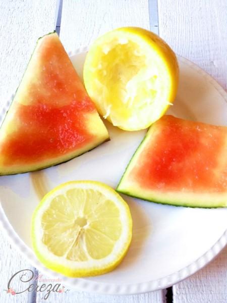 limonade pastèque recette healthy 2