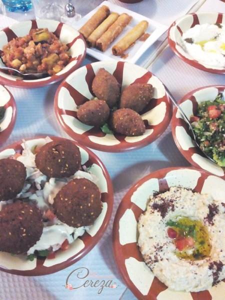restaurant libanais Toulon excellent Kfifen b