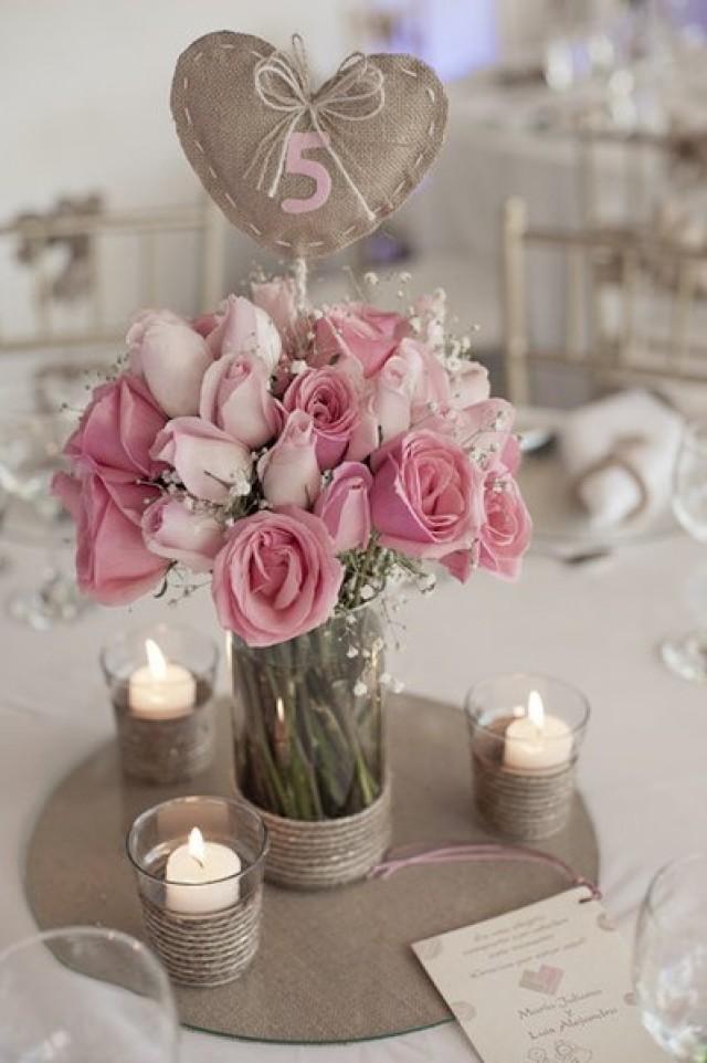 numéros de table mariage 10 idées originales bapteme coeur feutrine diy blog mariage cereza diy