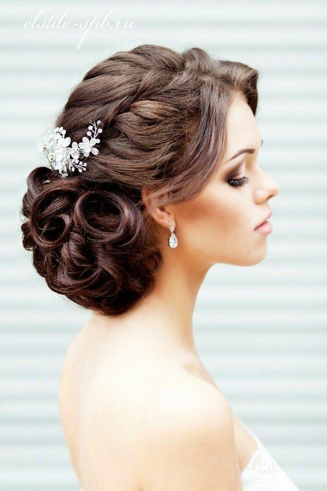 chignon blouclé sophistiqué idée coiffure Mademoiselle Cereza blog mariage