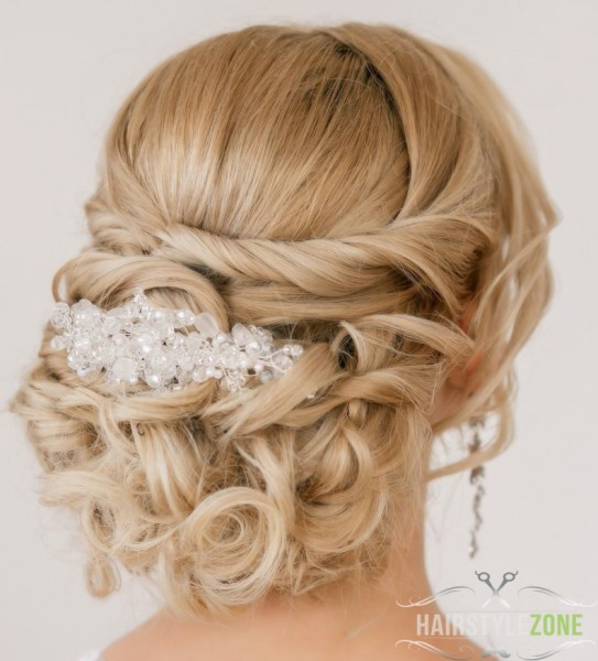 le chignon de mariage tendance coiffure blog mariage cereza mademoiselle (6)