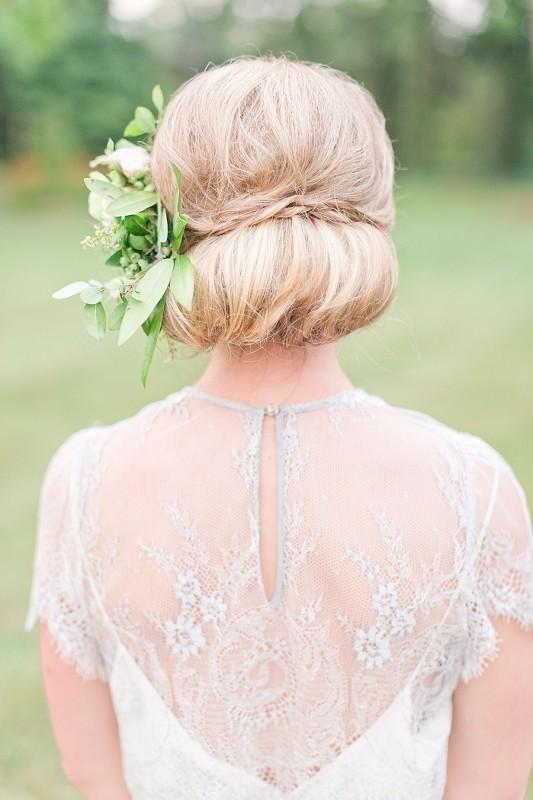 le chignon de mariage royal tendance coiffure blog mariage cereza mademoiselle