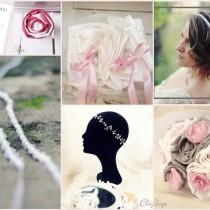 idée headband coiffure de mariée cereza mademoiselle blog mariage