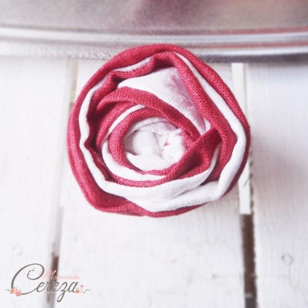 bracelet demoiselle honneur mariage rouge blanc personnalisé cereza mademoiselle