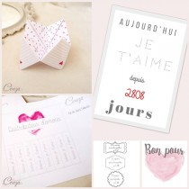 DIY mariage saint valentin blog mariage