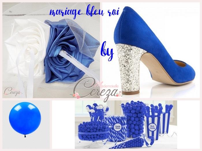 mariage bleu roi blanc blog mariage cereza mademoiselle selection shopping 1 600
