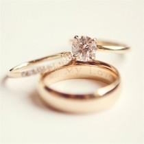 idée blog mariage phrases à graver sur alliances