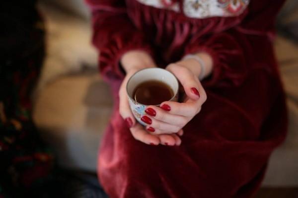 bar à thé gourmand pour votre mariage babouchka photo