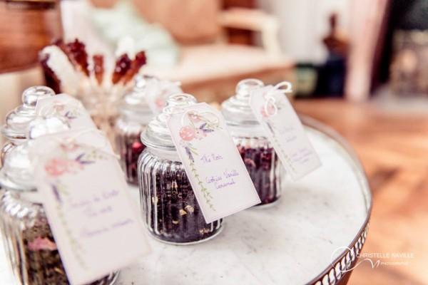 bar à thé gourmand pour votre mariage christelle naville photographie 2